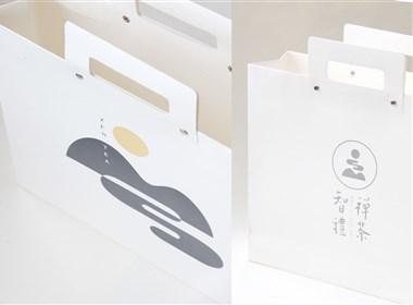 智礼禅茶产品形象设计
