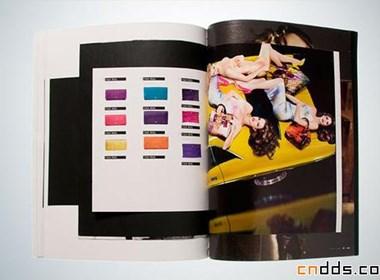44张时尚服装画册设计