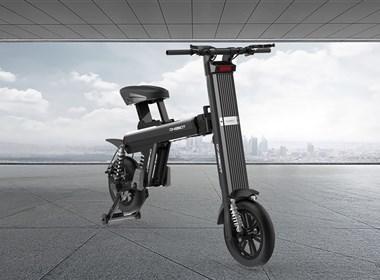 品向工业设计 pxid  折叠电动车 飘鱼