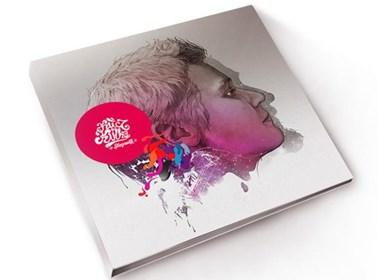 22款创意唱片封面设计欣赏