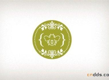无形的蜜蜂!Invisible Bees品牌视觉设计