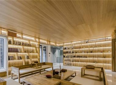 开放而充满层次的海棠公社住宅室内设计
