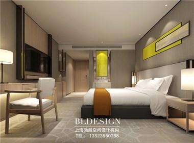 洛阳精品商务酒店设计——偃师图宁精品商务酒店设计案例