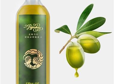 皮格马利翁橄榄油品牌包装设计