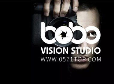 bobo摄影标志优化设计