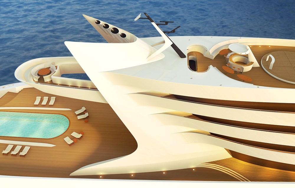 世界超豪华游艇