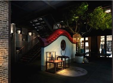 主题餐厅设计-西宁中秋餐厅设计