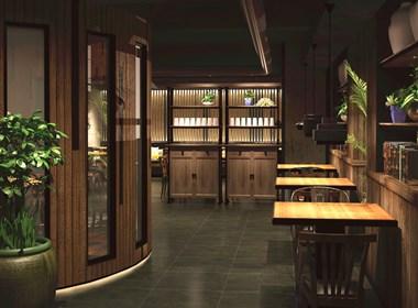 主题餐厅设计-杭州新鸭丫酒楼餐厅设计