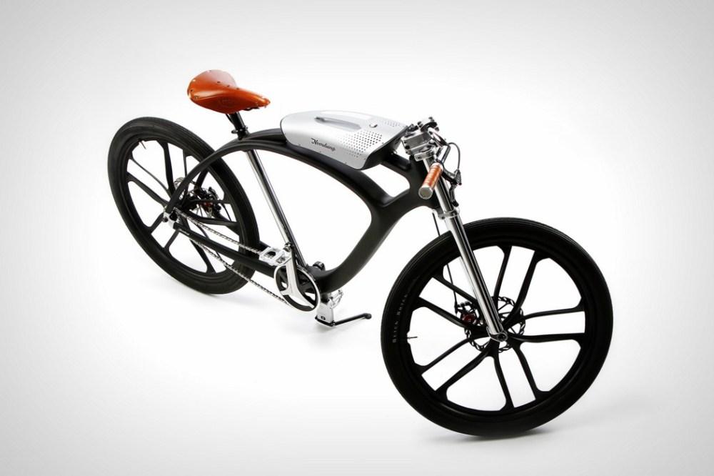霸气的自行车