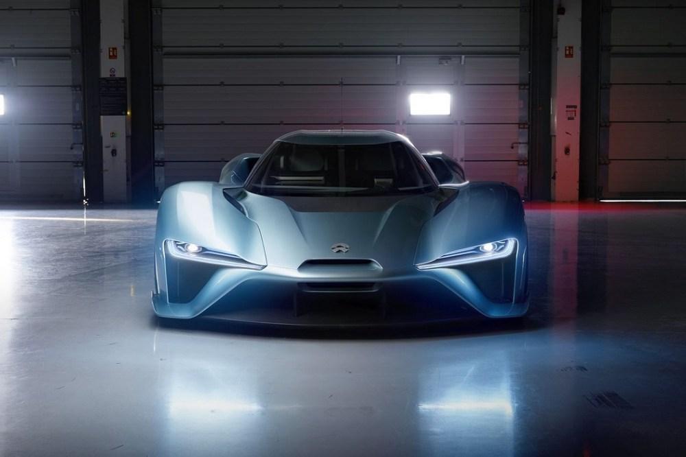 最快的电动汽车