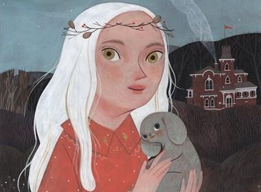 美国插画家:Rebecca Green(瑞贝卡·格林)的插画作品