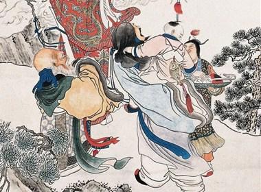 王云轩国画作品