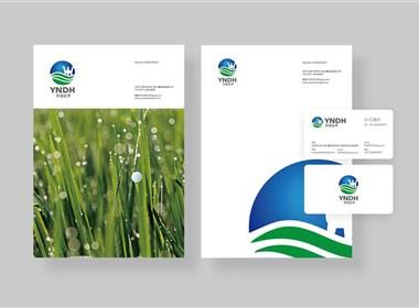 能源化工行业logo设计 能源化工行业VI设计