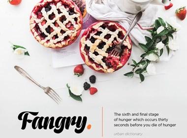 Fangry Food 美食类APP