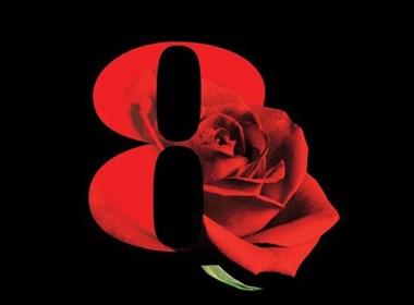 玫瑰花的样子,你见过吗?