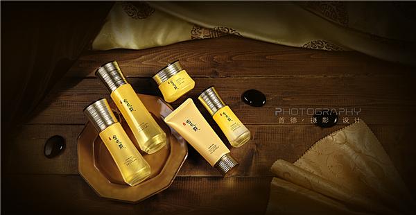 化妆品护肤品拍照 专业广告摄影首选首德