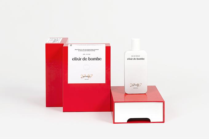 27 87香水vi形象设计