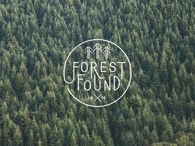 Forest户外教育企业VI设计