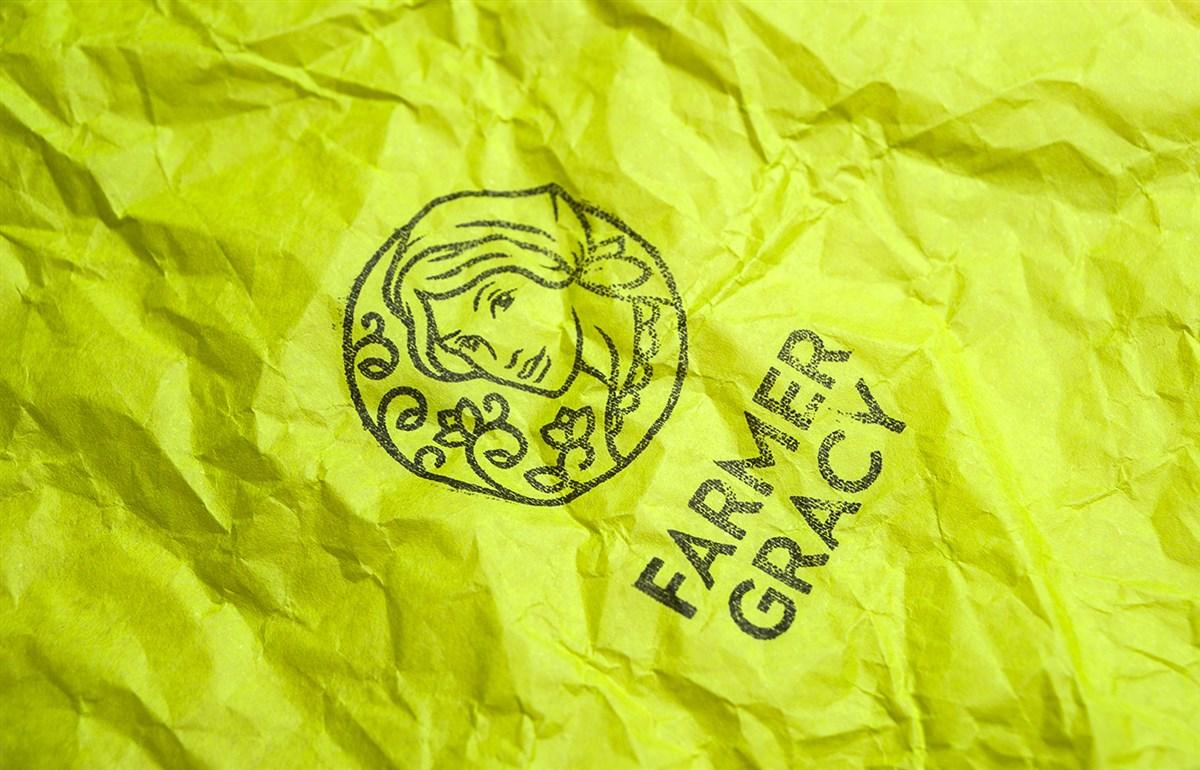 Farmer Gracy农场品牌设计
