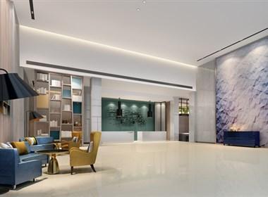 郑州商务酒店设计案例——郑州宜尚酒店设计