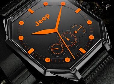 C4D手表(臆想Jeep)让情怀落地