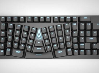 完美的游戲鍵盤