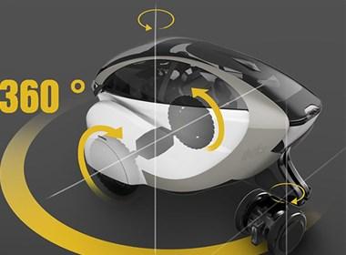 安全系數更高的現代版人力車