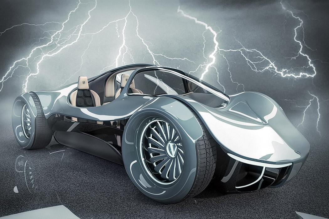 概念汽车设计大赛 汽车设计属于什么设计图片