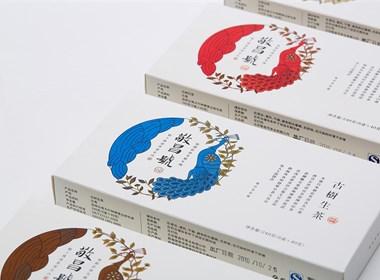 敬昌號普洱茶包裝設計