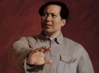 靳尚谊油画作品