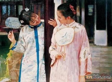 油画作品欣赏