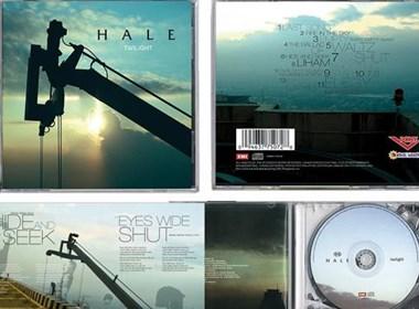 Inksurge CD包裝設計