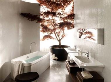 瑞士顶级卫浴品牌LAUFEN(劳芬)卫浴空间设计