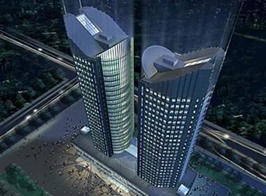 建筑外观设计效果图