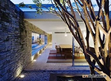 巴西桑巴风情现代别墅