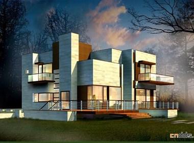 别墅设计作品