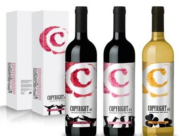 西班牙高档红酒包装设计欣赏