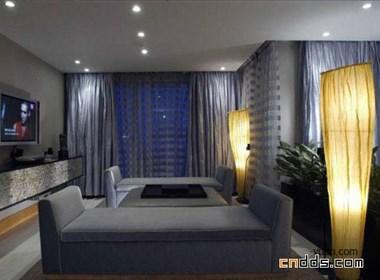 印度钦奈公园酒店室内设计