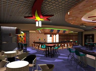 酒吧室内装修设计
