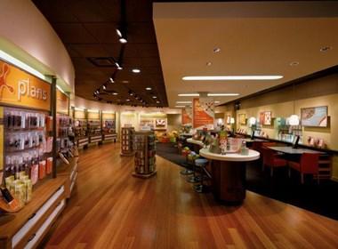 2009年度获奖作品 AT&T体验店
