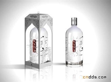 酒类形象包装设计作品欣赏