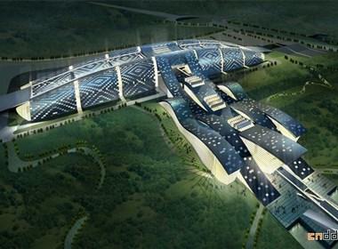 美国力夫环球建筑设计作品