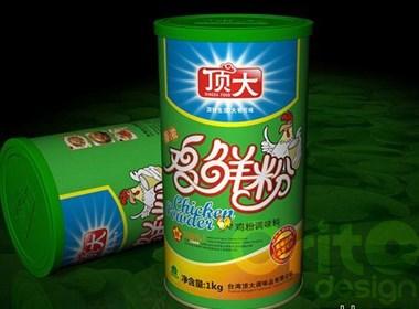 原道设计保健茶 调味品包装