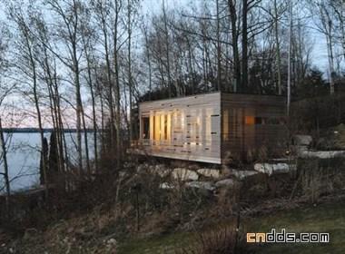 精致的山野小屋