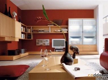 Hülsta公寓室内设计