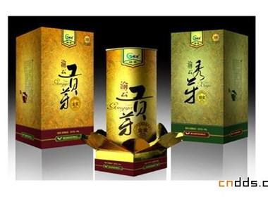 中国元素的经典茶叶包装设计