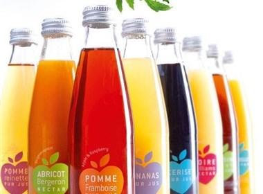 色彩斑斓的国外食品饮料包装