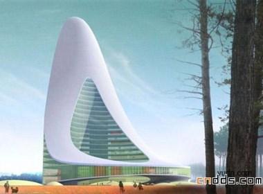 SWAN大厦建筑设计