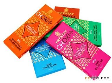CHOXI+包装设计欣赏