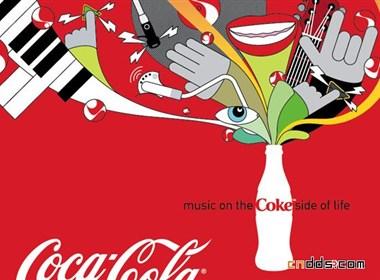 可口可乐(Coca-Cola)包装设计欣赏